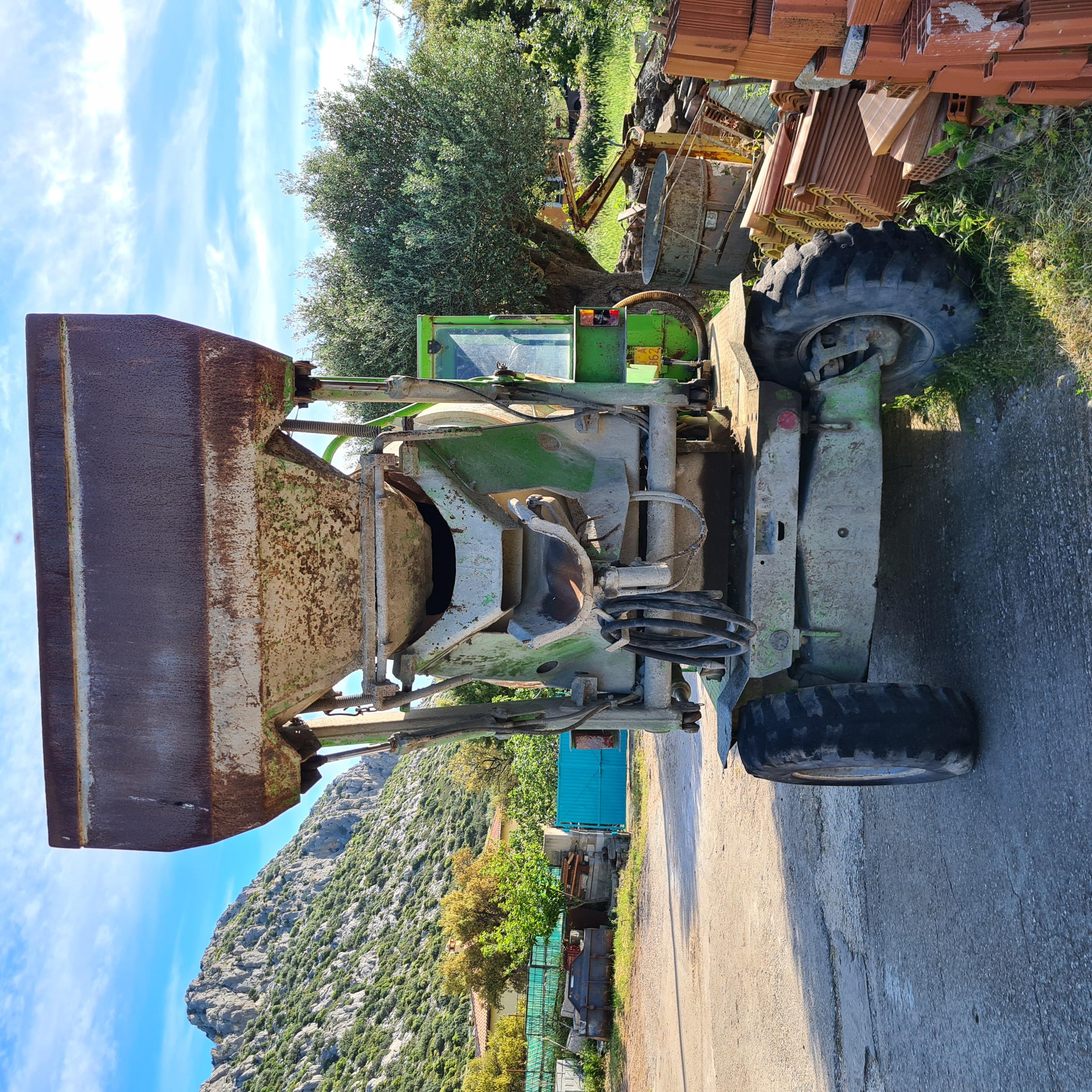 Merlo dumper betoniera dbm 2500 in vendita - foto 3